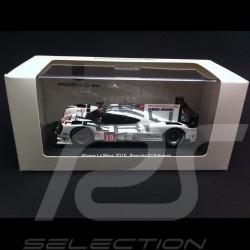 Porsche 919 Hybrid Winner Le Mans 2015 n° 19 1/43 Spark MAP02031515