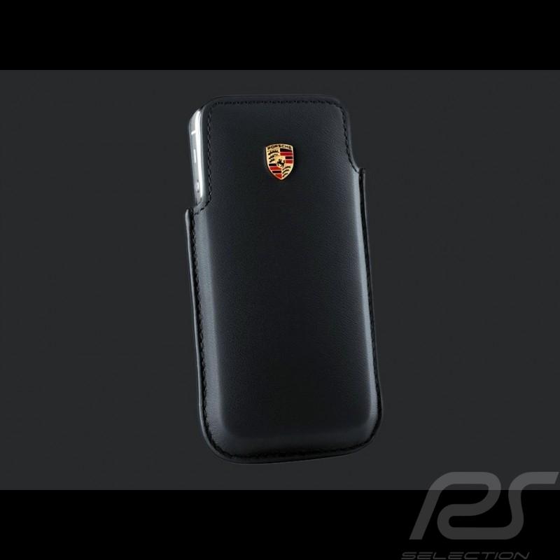 Leather case for iPhone 4 Porsche Design WAP0300180D
