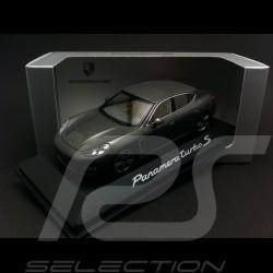 Porsche Panamera Turbo S 2012 gris 1/43 Minichamps WAP0200250C