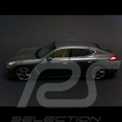 Porsche Panamera Turbo S 2012 grey 1/43 Minichamps WAP0200250C