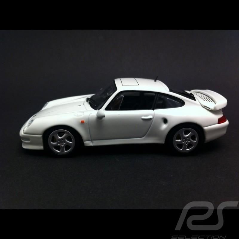 porsche 993 turbo s 1998 white 1 43 minichamps ca04316001 selection rs. Black Bedroom Furniture Sets. Home Design Ideas