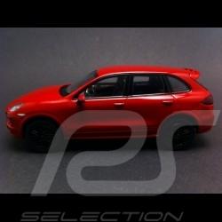 Porsche Cayenne GTS II rouge 1/43 Minichamps WAP0200070C