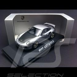 Porsche 911 GT2 RS grise-noire ref WAP0200070B