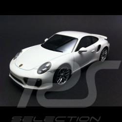 Porsche 911 type 991 Turbo S 2016 weiß 1/43 Herpa WAP0201360G