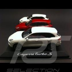 Trio Technologies Sport Porsche Cayenne 1/43 Minichamps WAP0200040B WAP0200070C WAP0200220C