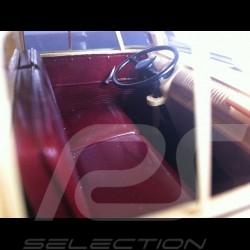 Volkswagen Transporteur T1 Porsche Racing rouge 1/18 Premium 30011
