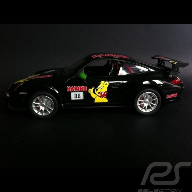 Porsche 997 GT3 RS Haribo black / green RC Car 27MHz 1/14 - Selection on porsche 917 rc car, rc porsche electric car, porsche 911 engine, porsche 911 model, porsche 911 buggy, porsche 911 accessories, porsche 911 motorcycle, porsche 911 go kart, porsche 911 truck, porsche 911 toy car, porsche 911 nitro, porsche 911 watch, porsche 911 battery, porsche 911 race car, porsche 959 rc car, porsche 911 off road, porsche 911 boat, porsche 911 drift, porsche 911 turbo gt3, porsche 911 remote control car,