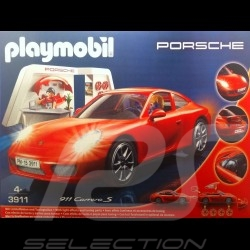 Porsche 911 Carrera S red Playmobil 3911