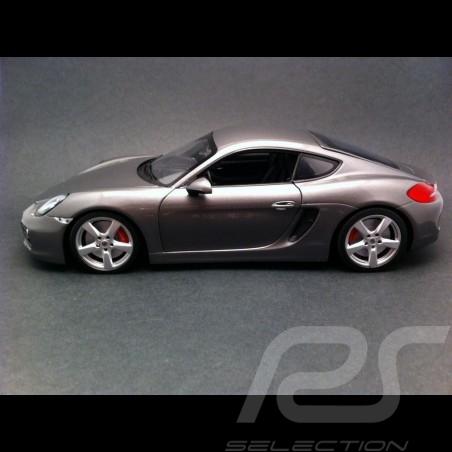 Porsche Cayman S 981 grau 2013 1/18 Minichamps WAP0210070D