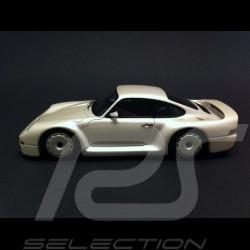 Porsche 959 Prototype 1983 blanc 1/43 Spark MAP02004715