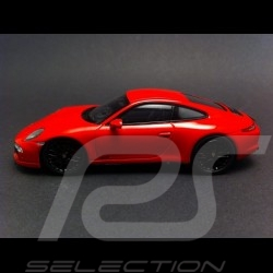 Porsche 991 Carrera GTS Coupé rouge 1/43 Spark MAP02020316