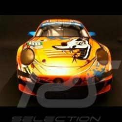 Porsche 997 GT3 RSR n°80 LM 2011 Spark 1/18