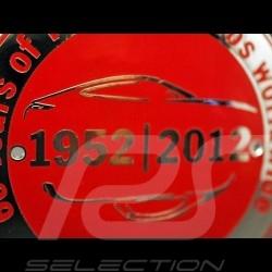 """Badge Plakette """"60 Jahre Porsche Club"""""""