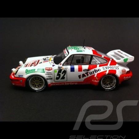 Porsche 964 Carrera RSR Le Mans 1994 n° 52 1/43 Spark S4443