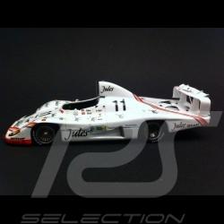 Porsche 936 / 81 vainqueur winner sieger Le Mans 1981 Jules n° 11 1/43 Spark 43LM81