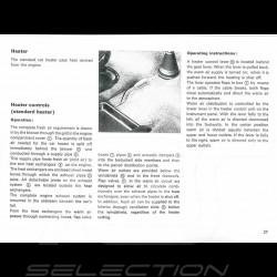 Reproduktion Broschüre Porsche 914 /6 1971