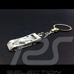 Metal Schlüsselanhänger Porsche 962 C 1987