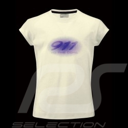 T-shirt enfant logo 911 Porsche Design WAP736 kid kinder girl fille