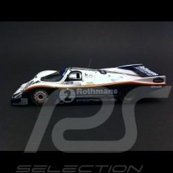 Porsche 956 Rothmans Le Mans 1983 n° 2 1/43 Spark SAM109