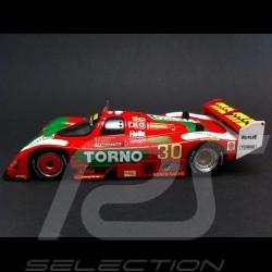 Porsche 962 Daytona 1989 n° 30 Torno 1/43 Spark S2987