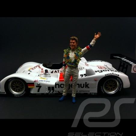 Tom Kristensen 1/18 Diorama Model FLM118009