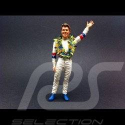Tom Kristensen 1/18 Figurine diorama FLM118009