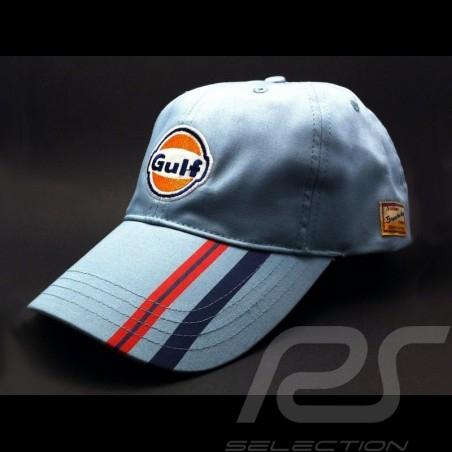 Gulf vintage Cap blau