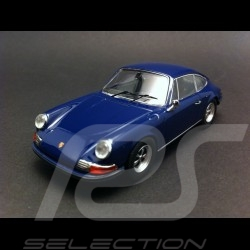 Porsche 911 2.4 S 1972 blau1/43 Schuco 450367500