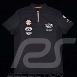 Herren Polo-shirt Gulf Sport marineblau