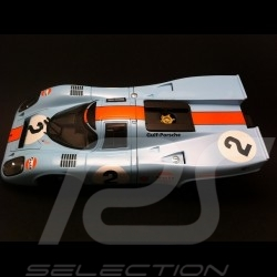 Porsche 917 K Gulf Vainqueur  Winner Sieger Daytona 1970 n° 2 1/18 Norev MAP02102614