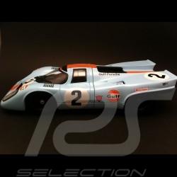 Porsche 917 K Gulf Daytona 1970 n° 2 1/18 Norev MAP02102614