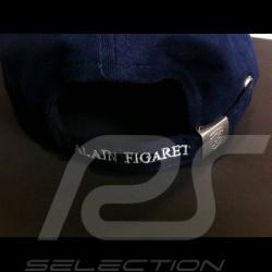 Alain Figaret  Le Mans Classic Cap marineblau