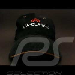 Alain Figaret  Spa Classic Cap schwarz