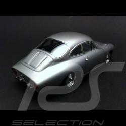 Porsche 356 B 1600 Reutter Ghia Aigle 1961 silver 1/43 Matrix MX41607011
