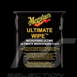 Ultimate Wipe Microfiber Cloth Meguiar's E100EU