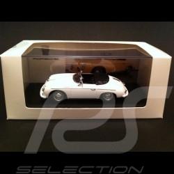 Porsche 356 A Speedster 1957 weiß 1/43 Spark MAP02020514