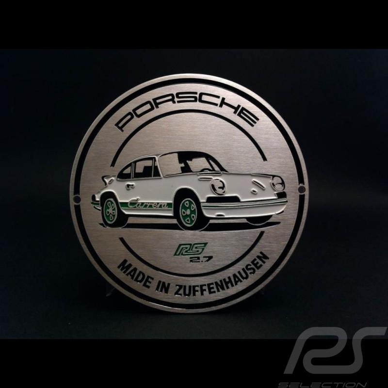 Grillebadge Porsche 911 Carrera 2.7 RS Porsche Design WAP0500100G