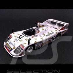 Porsche 908 / 80 Le Mans 1981 n° 14 1/43 Minichamps 430816714