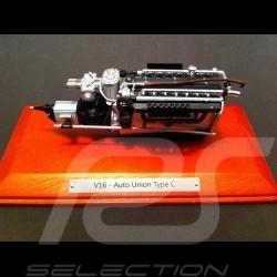 Moteur Auto-Union Type C V16 F. Porsche 1/18 722001