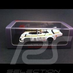 Porsche 908 / 03 Le Mans n° 16 1976 1/43 Spark S1998