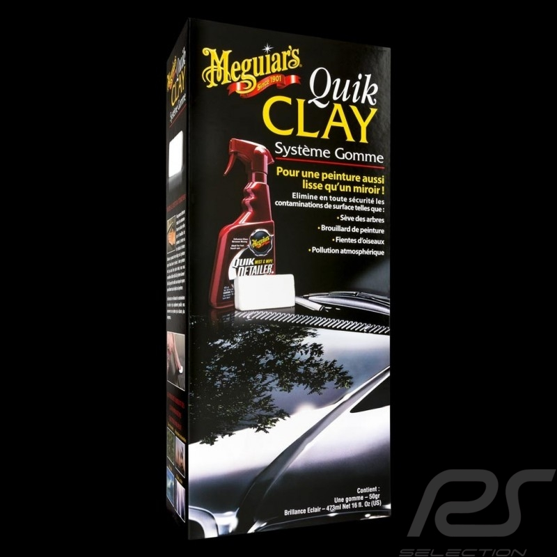 Quick Clay Starter Kit Meguiar's G1116