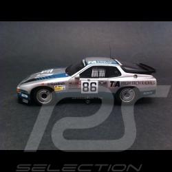 Porsche 924 GTR T Le Mans 1982 n°86 1/43 Spark S0988