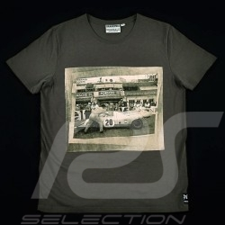 Men's T-shirt Porsche 917 n° 20 Le Mans grey