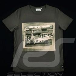 T-shirt homme Porsche 917 n° 20 Le Mans Gris men herren