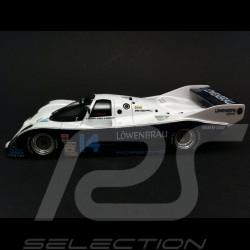 Porsche 962 Vainqueur Winner Sieger Daytona 1986 n° 14 Löwenbräu 1/43 Spark MAP02028614
