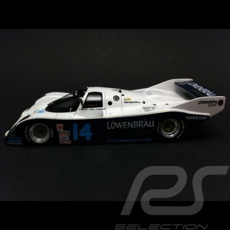 Porsche 962 Winner Daytona 1986 n° 14 Löwenbräu 1/43 Spark MAP02028614