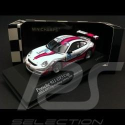 Porsche 997 GT3 Cup Sebring 2008 n° 56 1/43 Minichamps 400086456