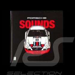 """Book + CD """" Porsche Sounds """""""