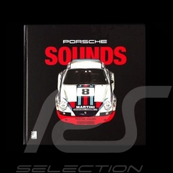 "Livre + CD "" Porsche Sounds """