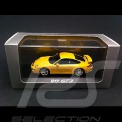 Porsche 997 GT3 gelb 1/43 Minichamps WAP02012116